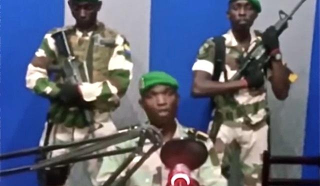 Breaking News: Tentative de Coup d'Etat au Gabon