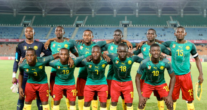 Breaking: Cameroon on top of Africa