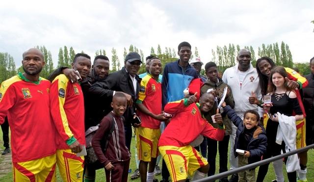 Londres: Cameroon Lions FC Vainqueurs de la Coupe des veterans