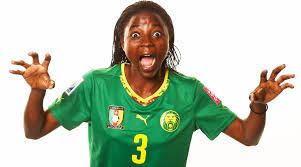 Cameroon vs England- The Battle of the Lionesses: Tous derrière les Lionnes Indomptables