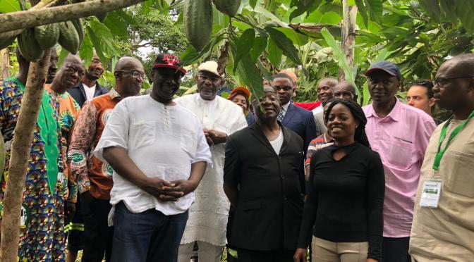 Cameroun – Cacao: Participation remarquée de la Côte-d'Ivoire à la 18e édition du FESTICACO de Yaoundé