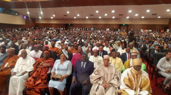 Le Grand Dialogue National: Echos de Yaounde