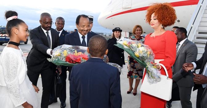 """Cameroun – """"L'homme Lion""""  est donc à Lyon sur invitation de Manu Macron"""