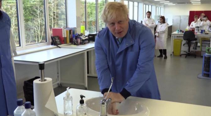 Coronavirus: Lavez-vous les mains