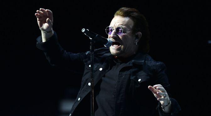 Coronavirus: Bono et son groupe U2 offre 10 millions d'euros pour lutter contre le virus en Irlande