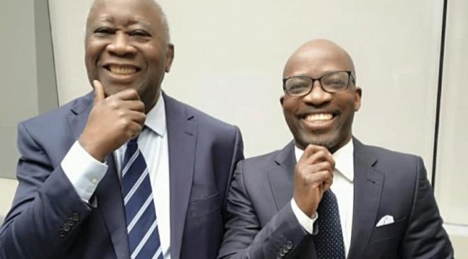 CPI: Laurent Gbagbo et Charles Blé Goudé poursuivent leur marche vers la liberté