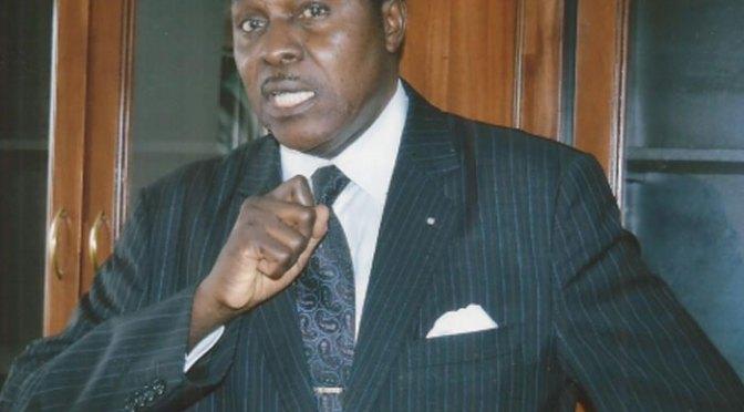 Afrique Politique : Le Cameroun a son Front Populaire