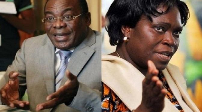Côte d'Ivoire – FPI : Rencontre au sommet entre Simone Gbagbo et Affi N'guessan