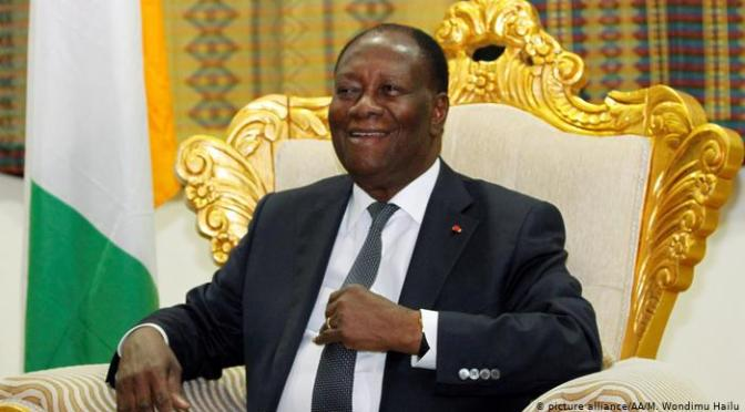 Cote d'Ivoire – Le secret de Polichinelle révélé : Alassane Ouattara candidat aux prochaines présidentielles