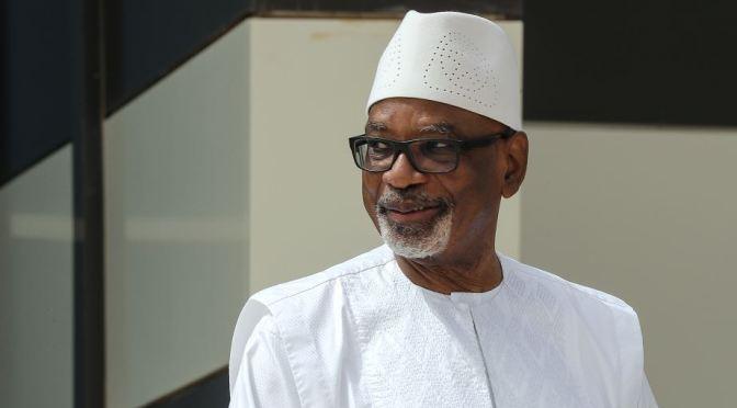 Breaking – Tentative de Coup d'Etat au Mali : Président et Premier Ministre aux arrêts