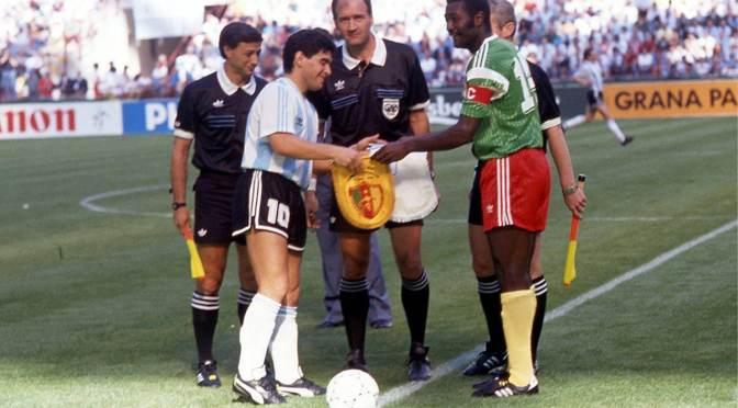 Stephen Tataw Eta, l'emblématique capitaine du Cameroun quart-finaliste de la Coupe du Monde 1990 décède dans l'anonymat