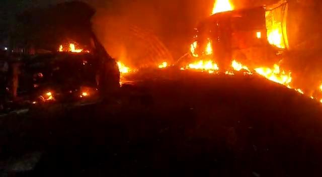 Cameroun :  Hécatombe infernale à Dschang