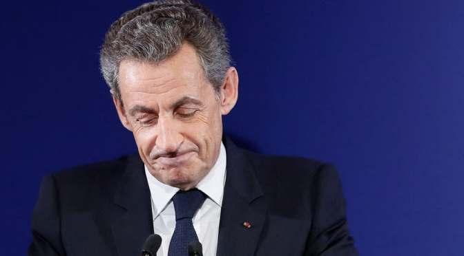 France: Un an de prison ferme pour Nicolas Sarkozy